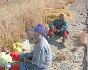 A lady in Wepener making a living_jpg