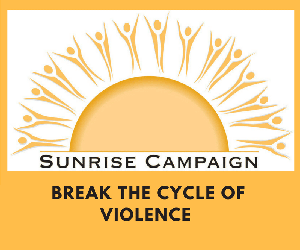 sunrise campaign logo big
