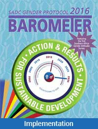 Barometer 2016 Implementation