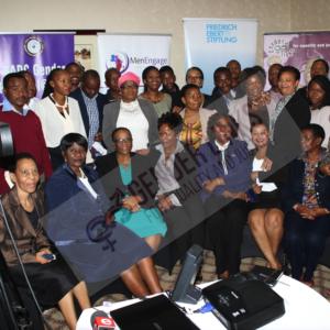 2. Media Press Breifing Participants Gaborone Sun. Photo-Mboy Maswabi