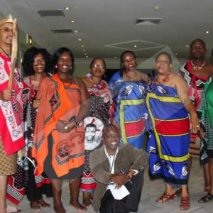 Swazi delegate at the 4th Gender Regional Summit