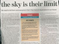 Girls need to be told the sky is their limit_The New Age_16 February 2017