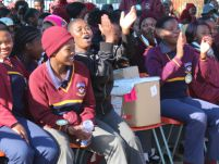 Midvaal Local Municipality warns learners on illegal use of substances.