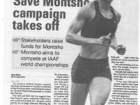 Save Montsho campaighn takes off_Botswana Guardian_12 May 2017