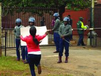 Protest against xenophobic attacks on foreign nationals_ News of the south_ May 2015