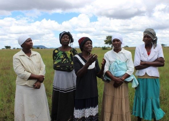Rural women subsidising public service investment
