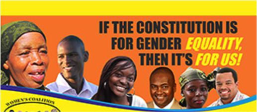 Civil society calls for gender equality in Zimbabwe