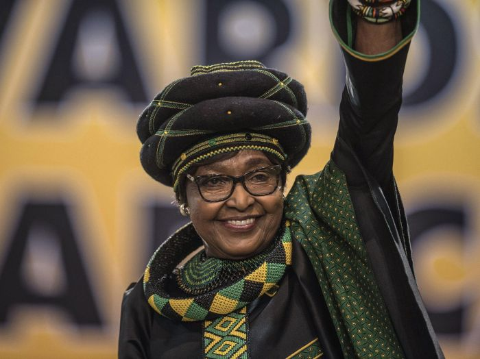 SA: Madikizela-Mandela`s struggle for equality