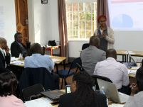 Role & Sustainability of African Regional NGOs