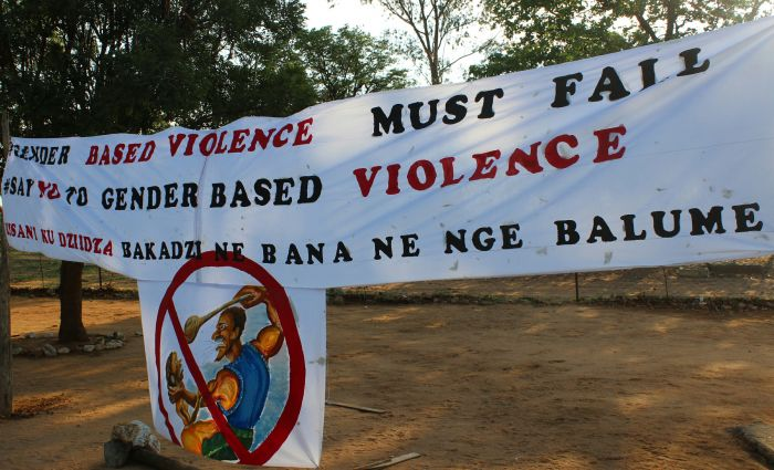 SA: GBV and HIV/AIDS issues not given attention