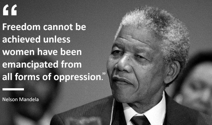 Mandela The Gender Activist Who Never Stopped Learning Gender Links