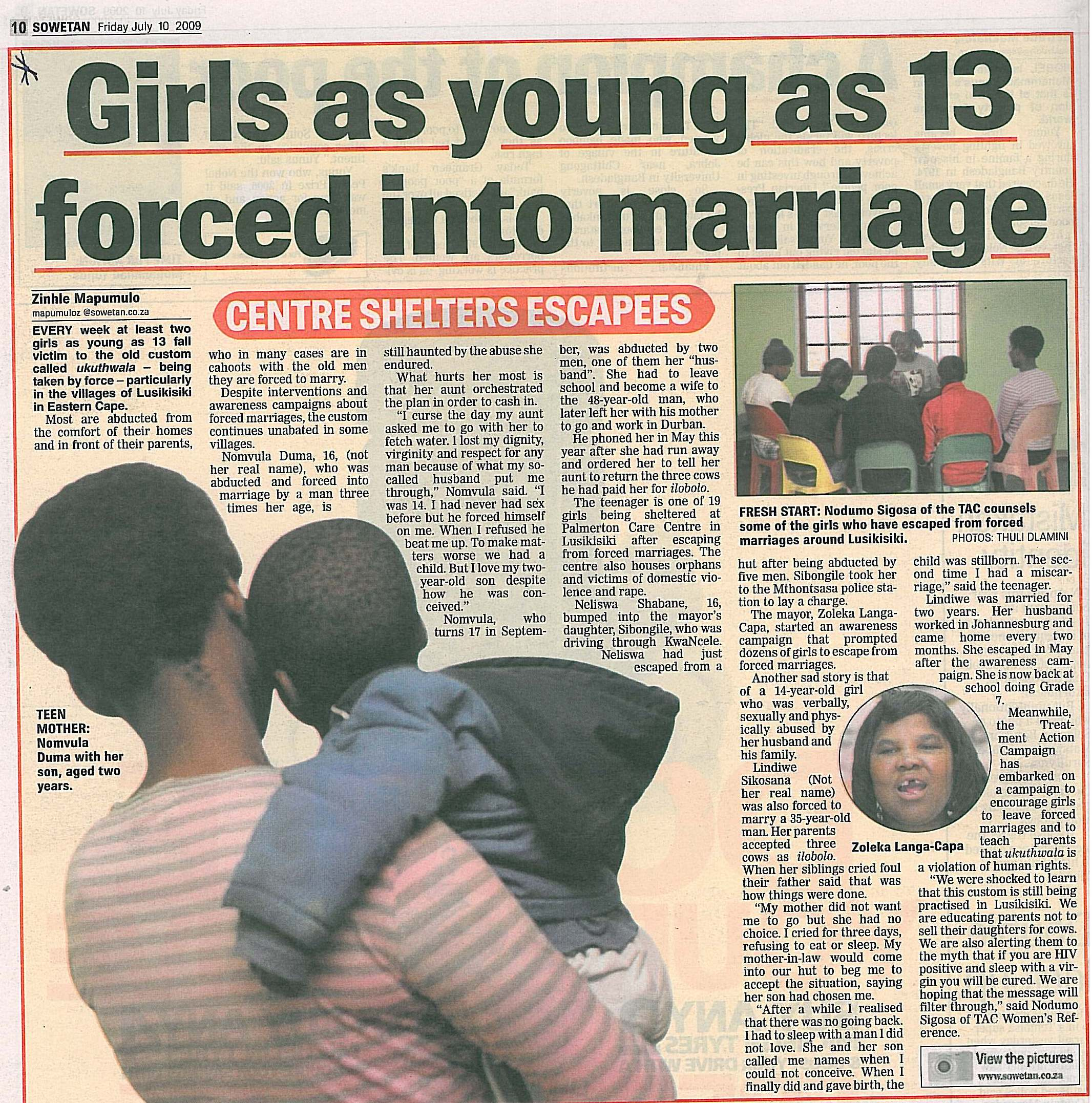 marriage article
