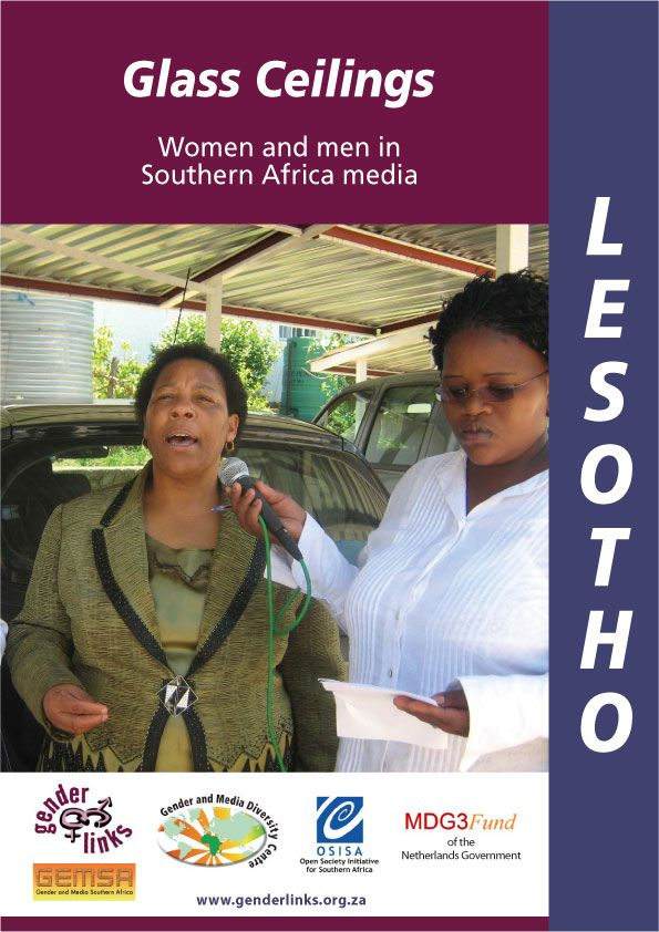 Glass Ceiling report: Lesotho