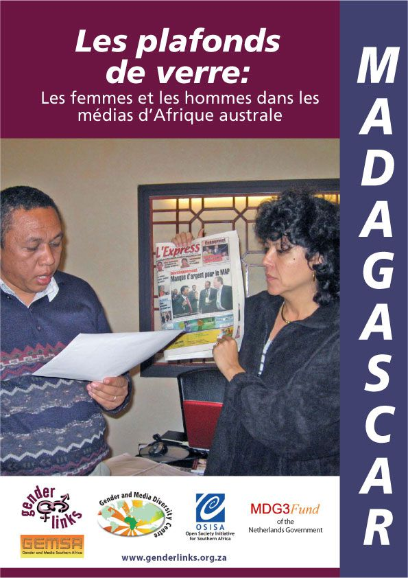 Glass Ceiling report: Madagascar