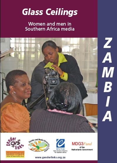 Glass Ceiling report: Zambia
