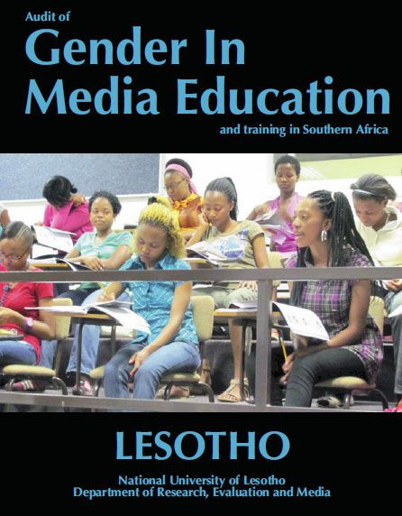 Lesotho – Gender in Media Education audit