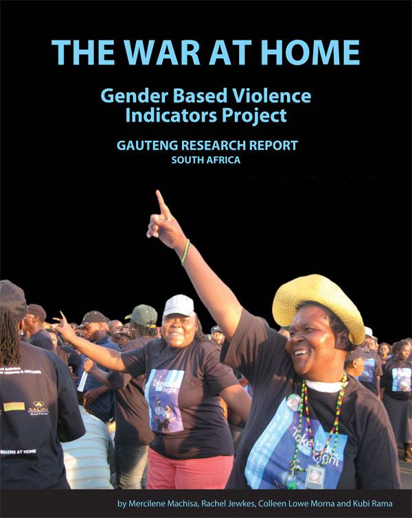 The War at Home – GBV Indicators Project