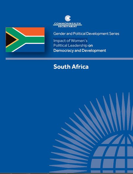 Impact of Women's Political Leadership on Democracy and Development in South Africa