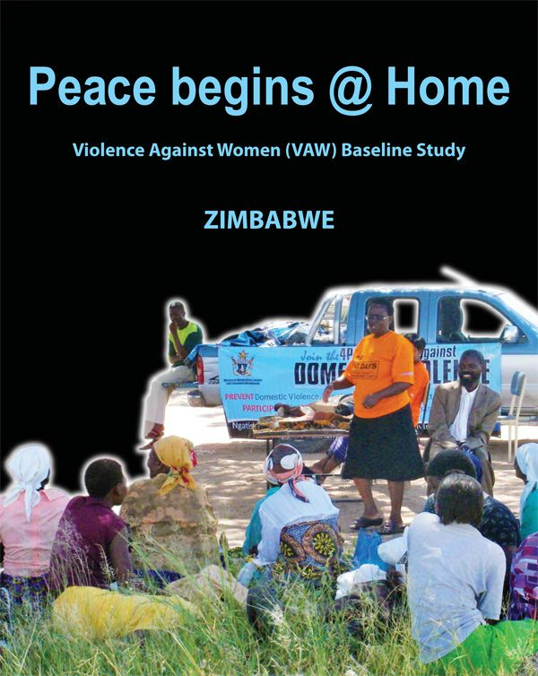 Violence Against Women Baseline Study Zimbabwe