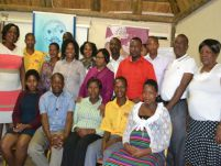 Botswana Alliance village and country  level workshops