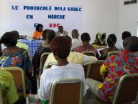 DRC Alliance village and country level workshops