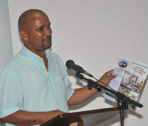 Seychelles Alliance village and country workshop reports