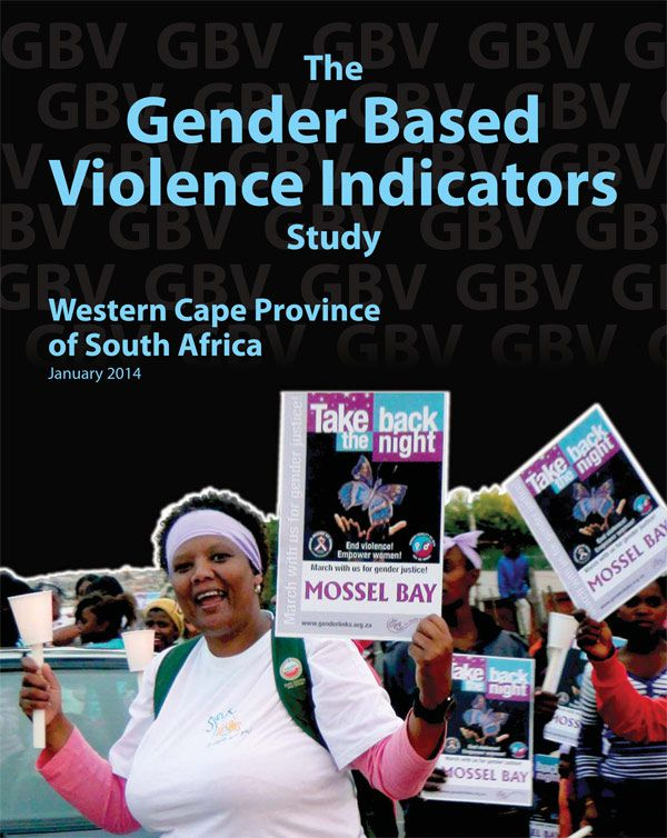 GBV Indicators Study – Western Cape Province, SA
