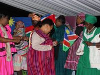Swapo adopts zebra list for upcoming elections