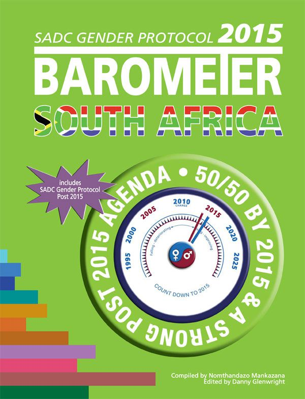 SADC Gender Protocol 2015 Barometer, South Africa