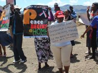 16 Days of activism 2015 Lesotho