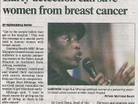 Early detection can save women from breast cancer – The star