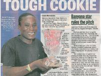 Matlou is one tough cookie Banyana star – Sowetan