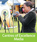 Click here for the Centres of Excellence - Media application form