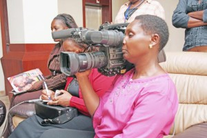 Woman News Camerawoman_BU_Tanzania