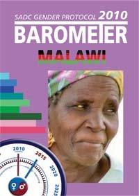 SADC Gender Protocol Barometer 2010 Malawi