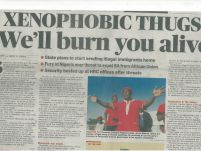 Xenophobic thugs: We'll burn you alive_City Press_ 26 April 2015