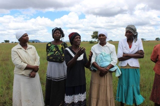 Zimbabwe: Women fighting GBV through land & property ownership