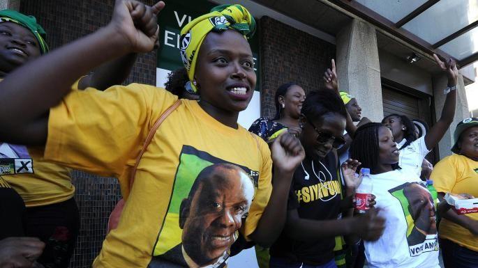 Zuma dating 19 år gammel