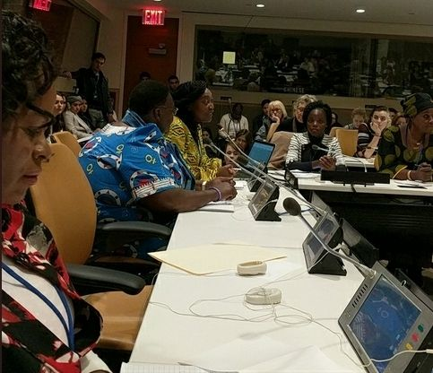 CSW 62 opens, where are African young women?