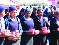 Lesotho: Period poverty affecting girls in rural areas