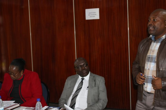 BCC Director of Health Services Dr Edwin Sibanda