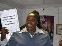 Zim: Uphold constitution on women in decision-making