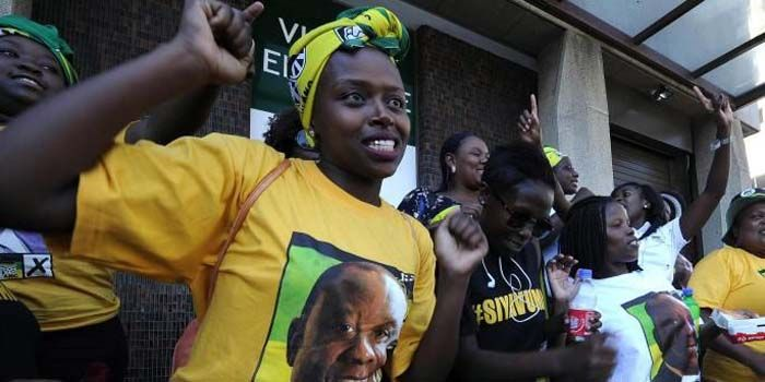 South Africa: Gender and Elections