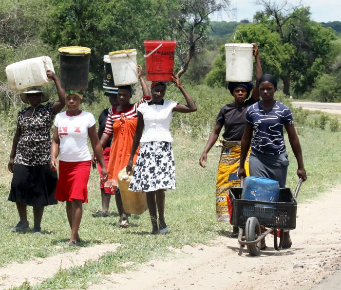 Water woes impact menstrual and maternal health