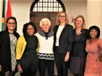SA: Women's Month funding boost for voice & leadership