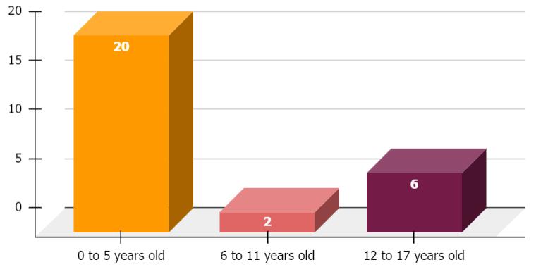 Children Age Breakdown Final