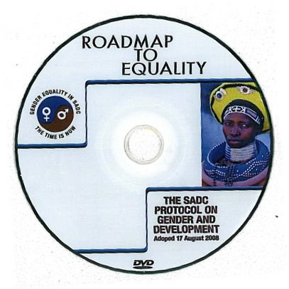 Roadmap to Equality: DVD on the Southern Africa Protocol on Gender and Development
