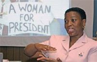 50/50 by 2015? Women in Politics in Southern Africa