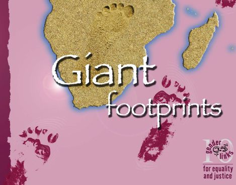 Giant Footprints: GL @ TEN