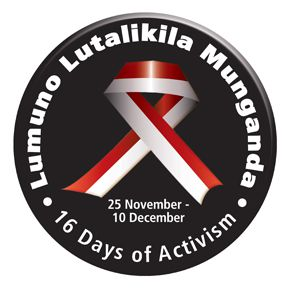 Zambia 16 Days of Activism 2012